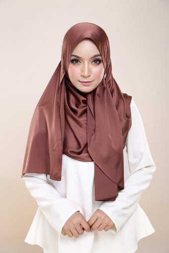 ROYALE SATEEN COCOA